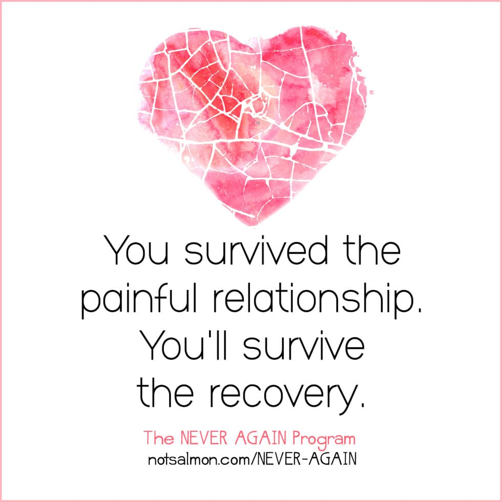 painful relationship happy life quote