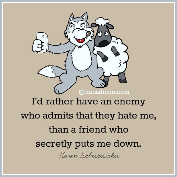 best quote on friendship