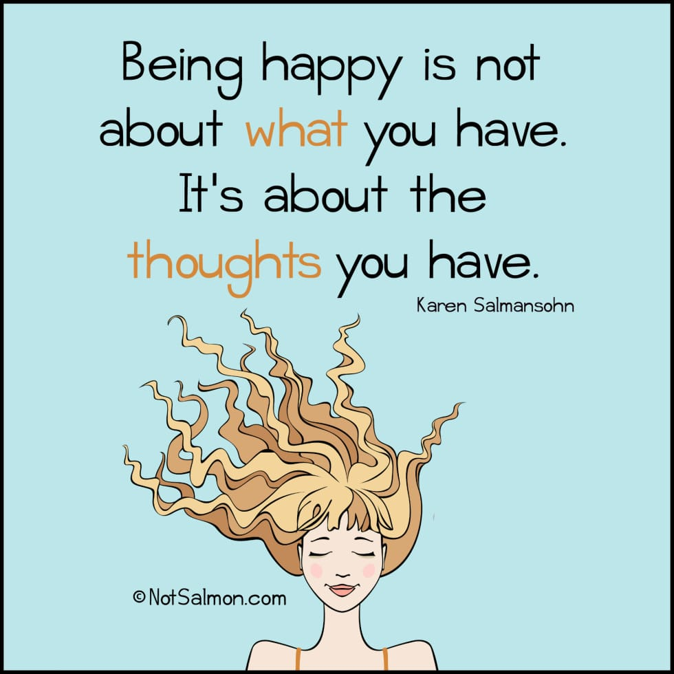 being happy life quotes