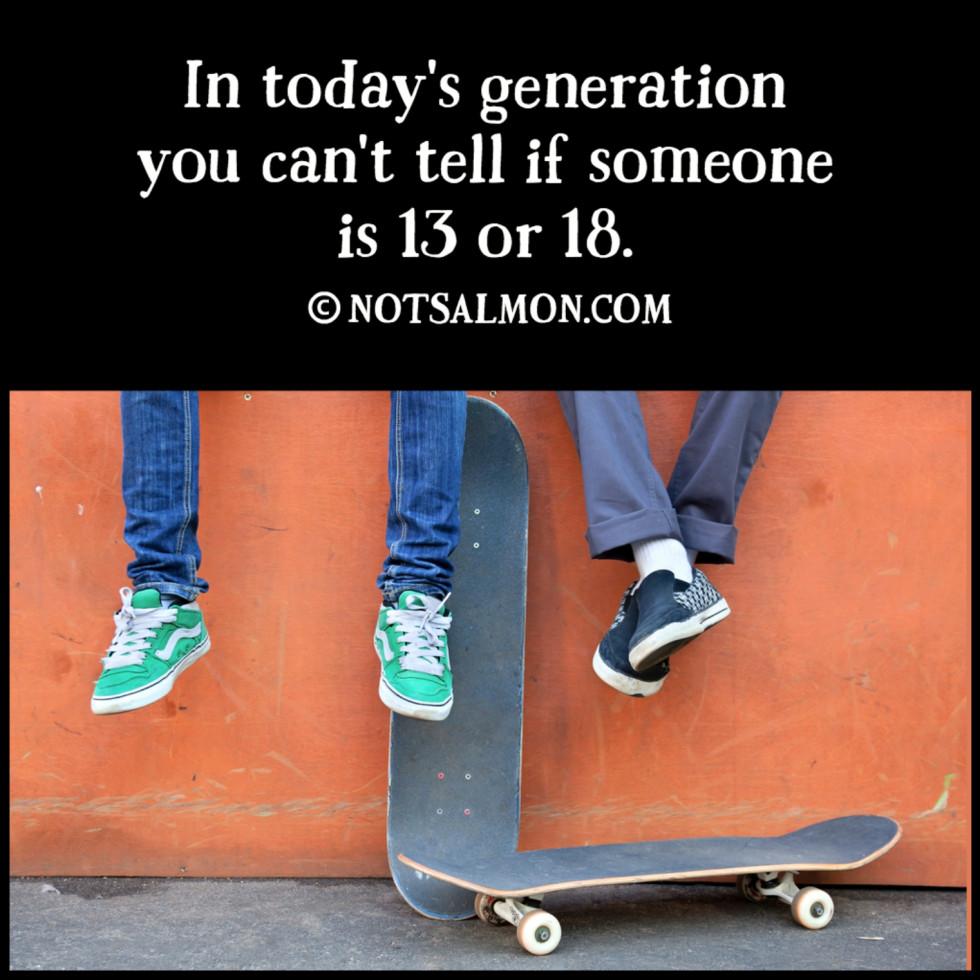 QUOTE generation 13 18