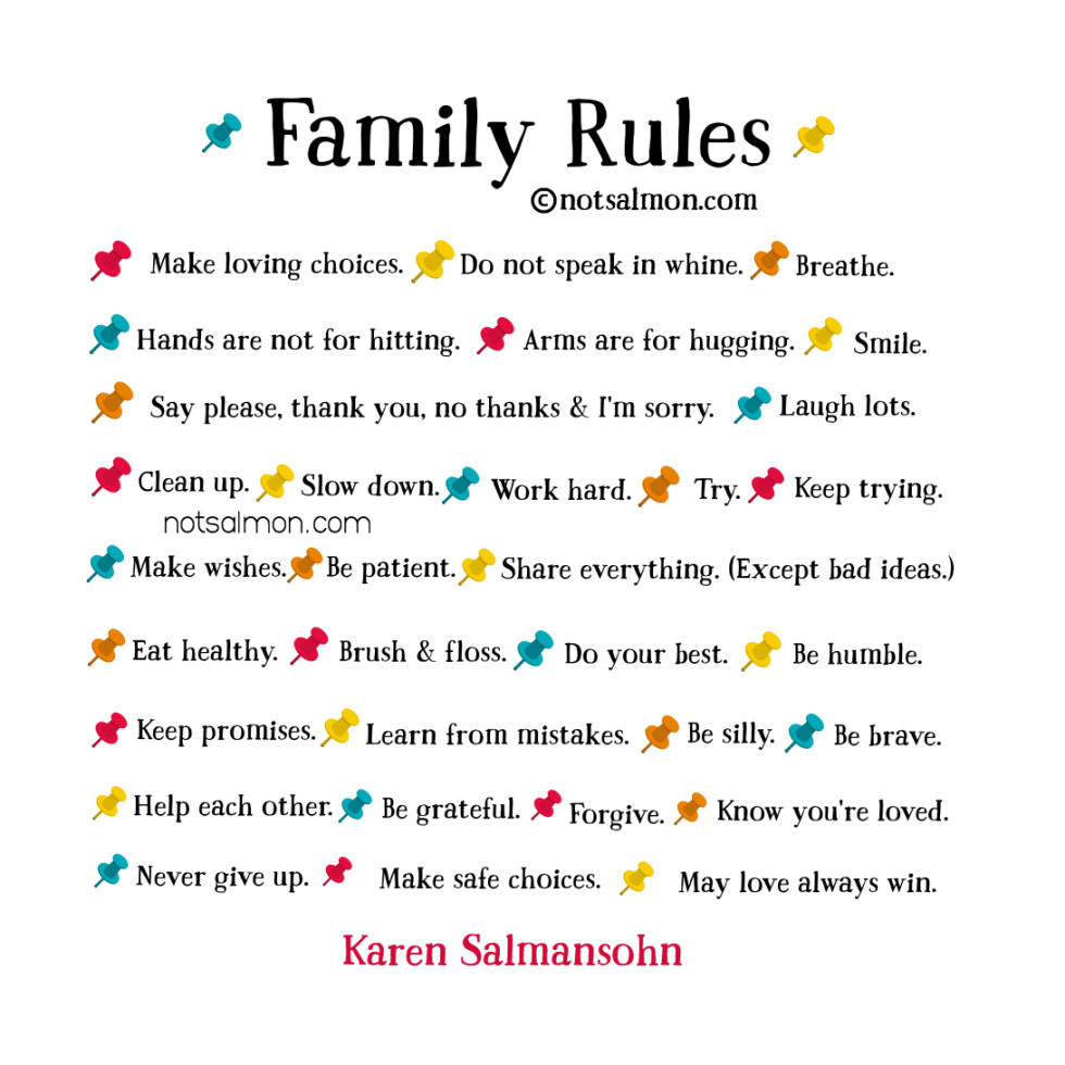 quote ari family rules 2015