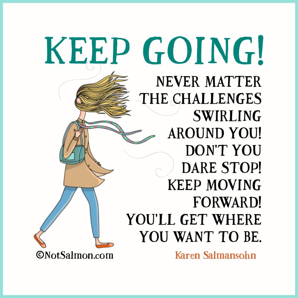 15 Positive Quotes For When You Re Depressed Karen Salmansohn