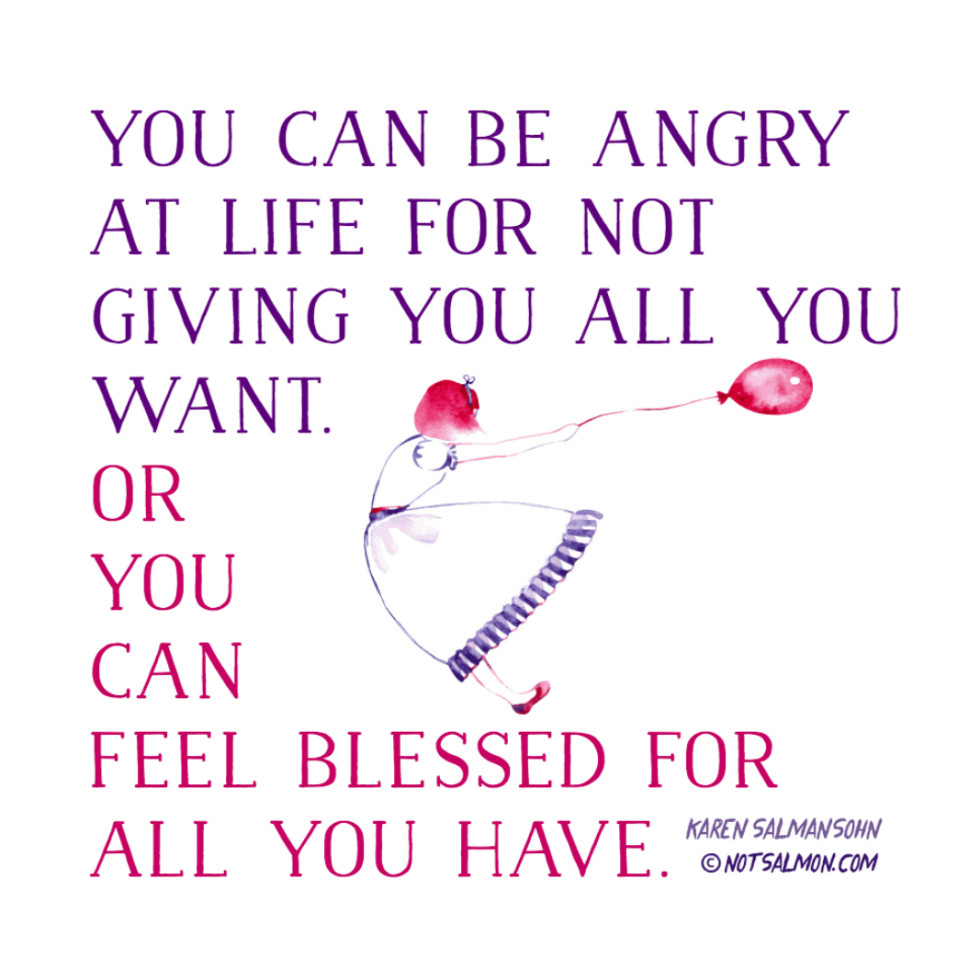 Let Go Of Anger With These 16 Uplifting Quotes Karen Salmansohn