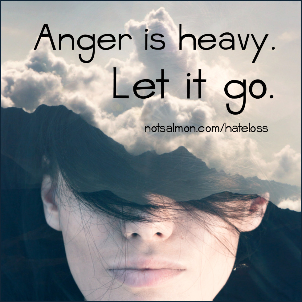 Top 100 Quote About Letting Go Of Anger