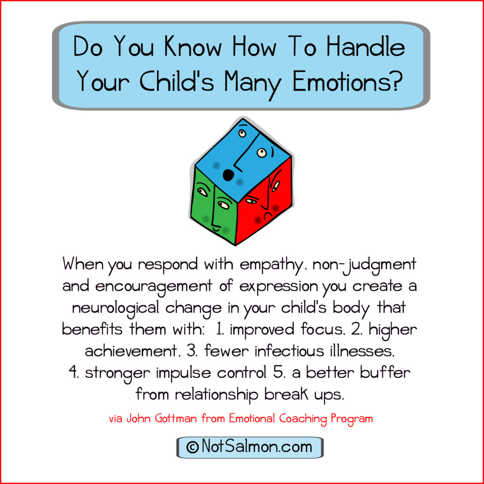 quote child many emotion gottman