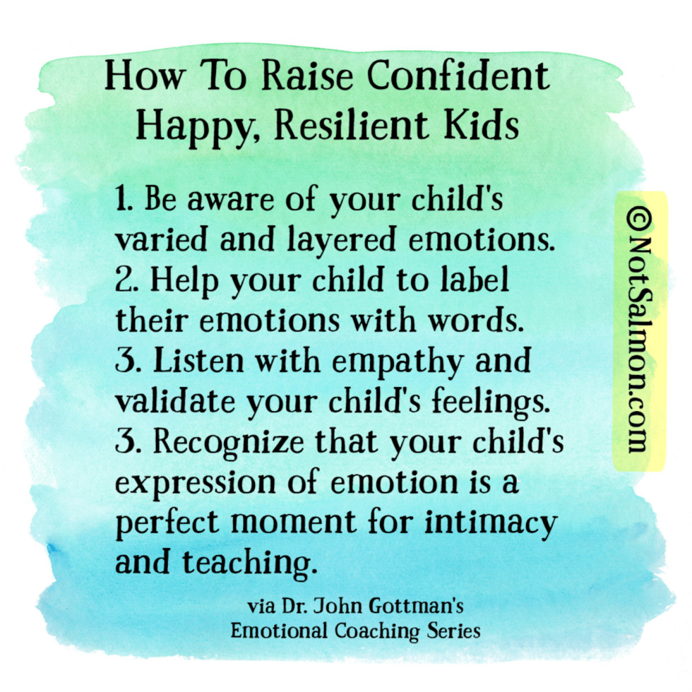 Quotes About Being Confident 15 Parenting Quotes How To Raise Confident Happy Kids  Karen