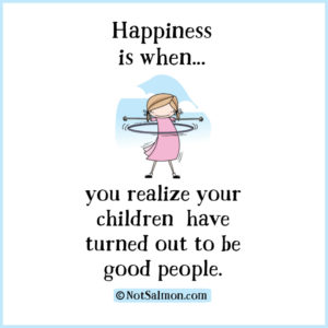 quote happiness kids good people