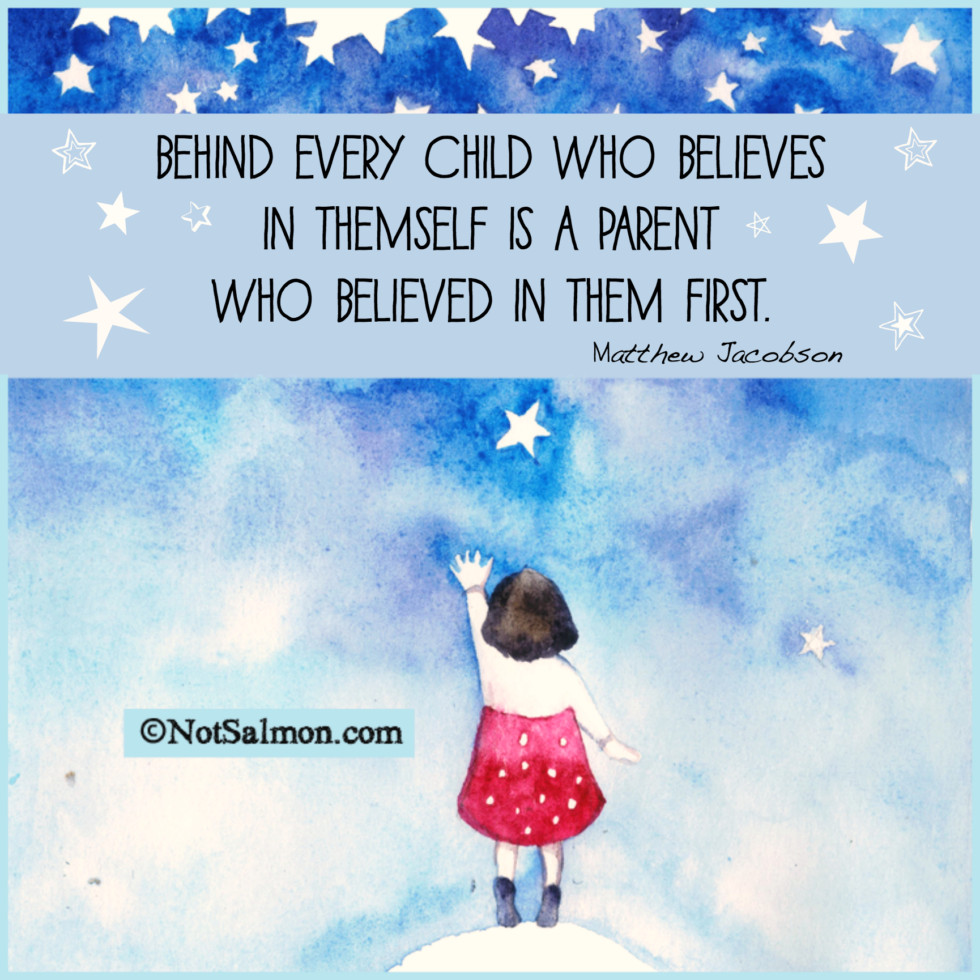 quote parent believe child