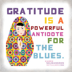 power of gratitude