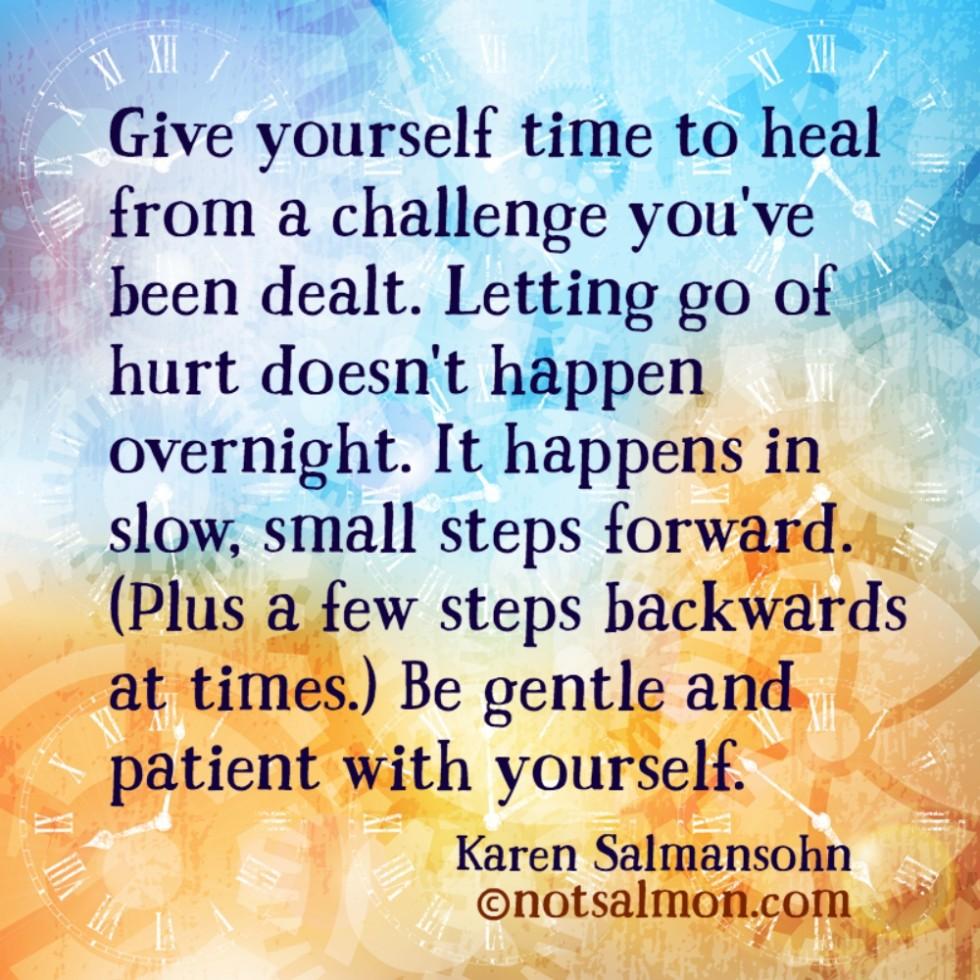 quote heal challenge