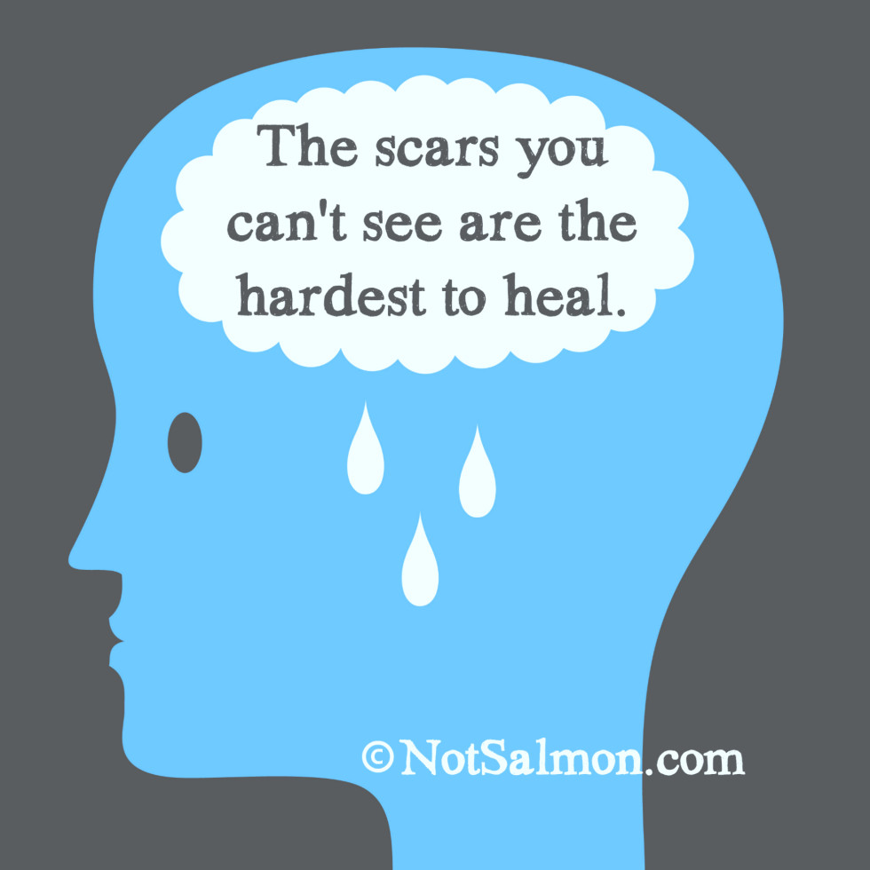 hard to heal quote