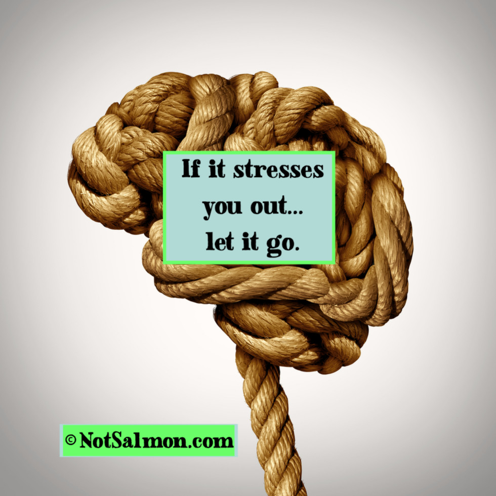 quote stresses you out let it go