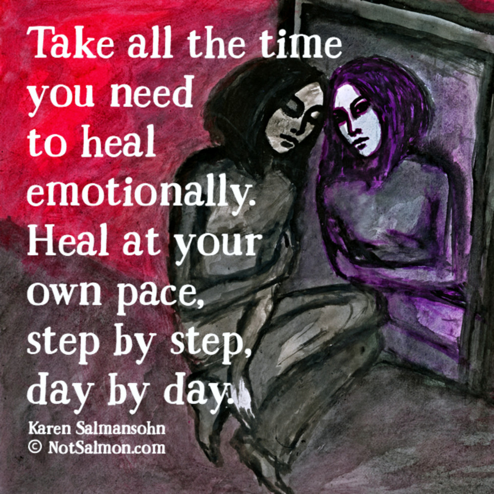Quote Emotionally Heal