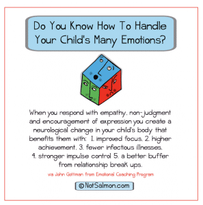parenting without nagging so you manage your kids emotions