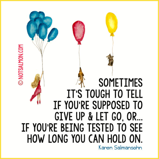 How Long to Hold On