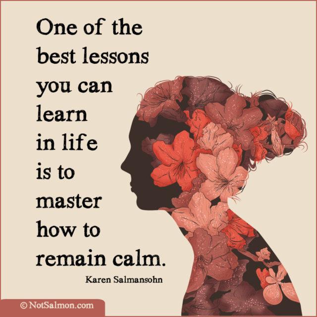 Master the Calm
