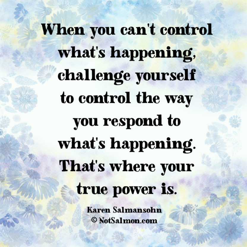 Inspirational Life Quotes And Sayings You Can T Control: 7 Calming Quotes To Remind You To Let Go