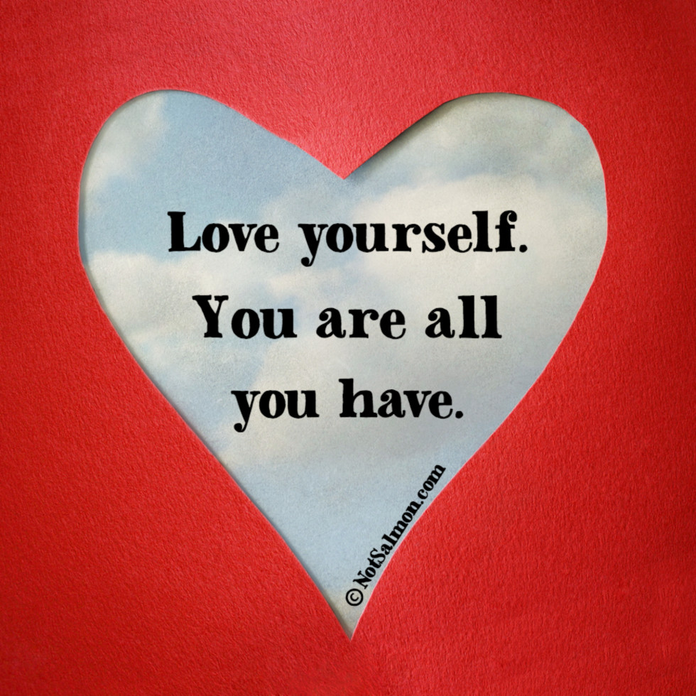 quote love yourself