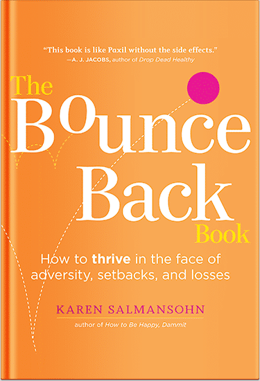 Bounce Back Book Cover