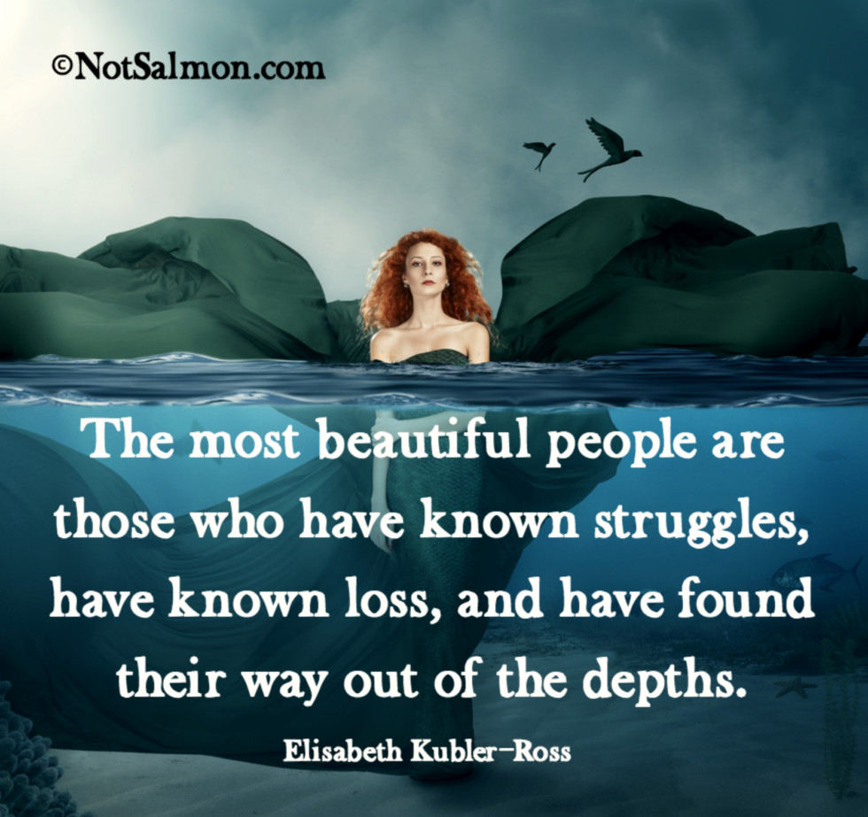 quote elisabeth loss struggles