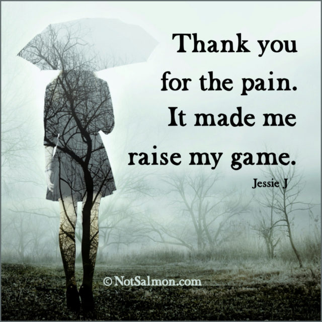 quote thank you pain game