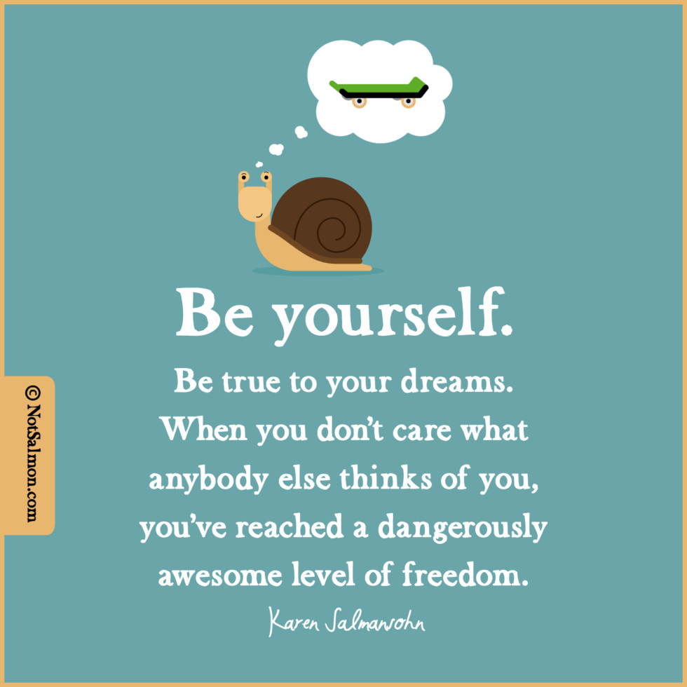 quote be yourself