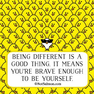 be different in your blog writing