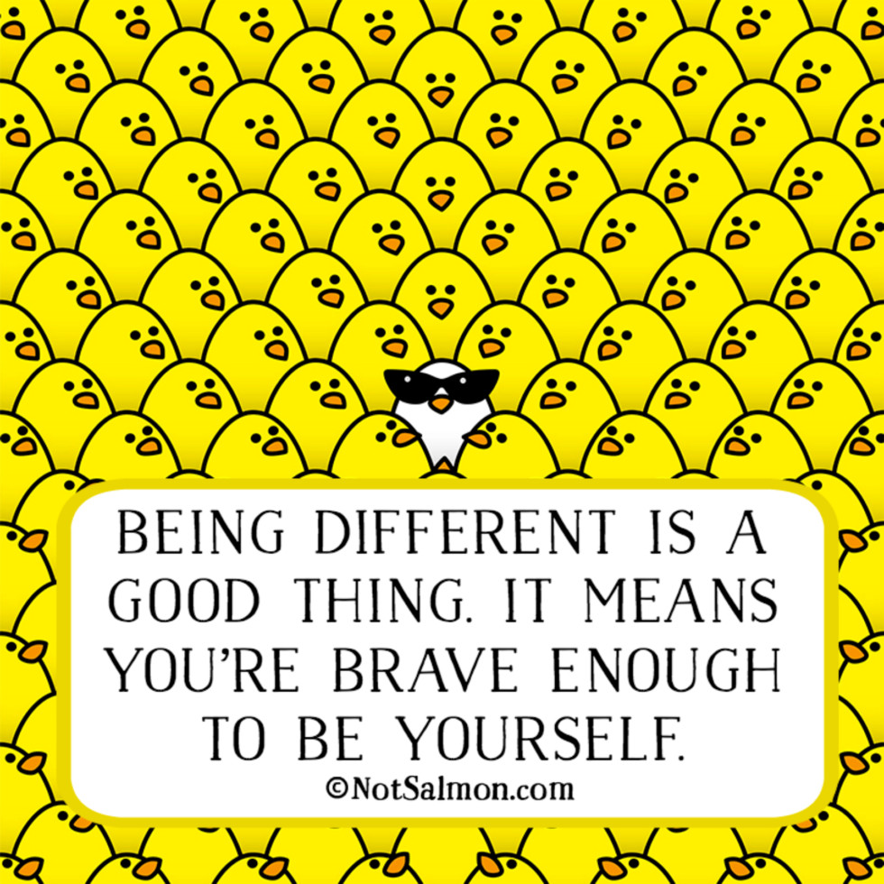 quote different brave