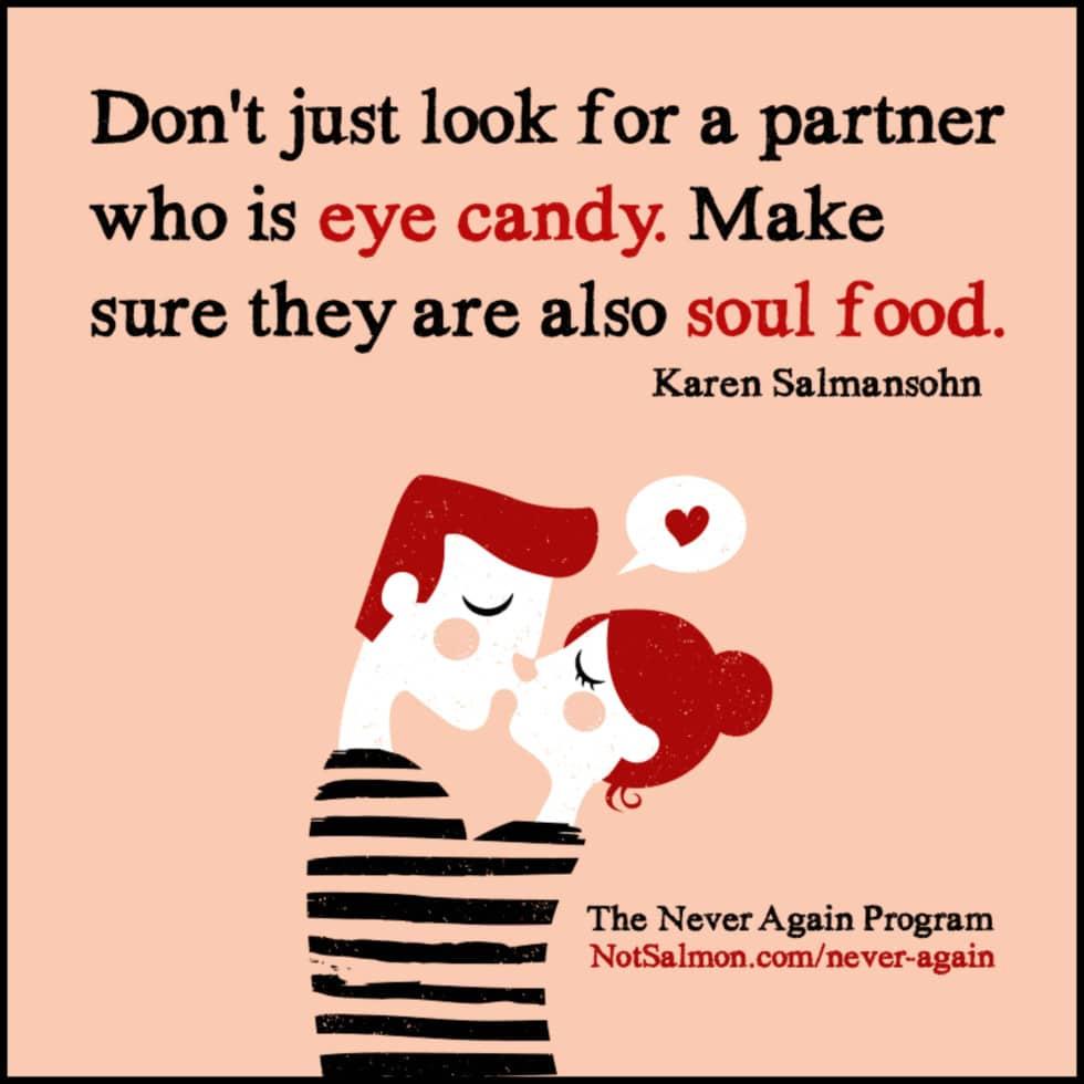 eye candy soul food