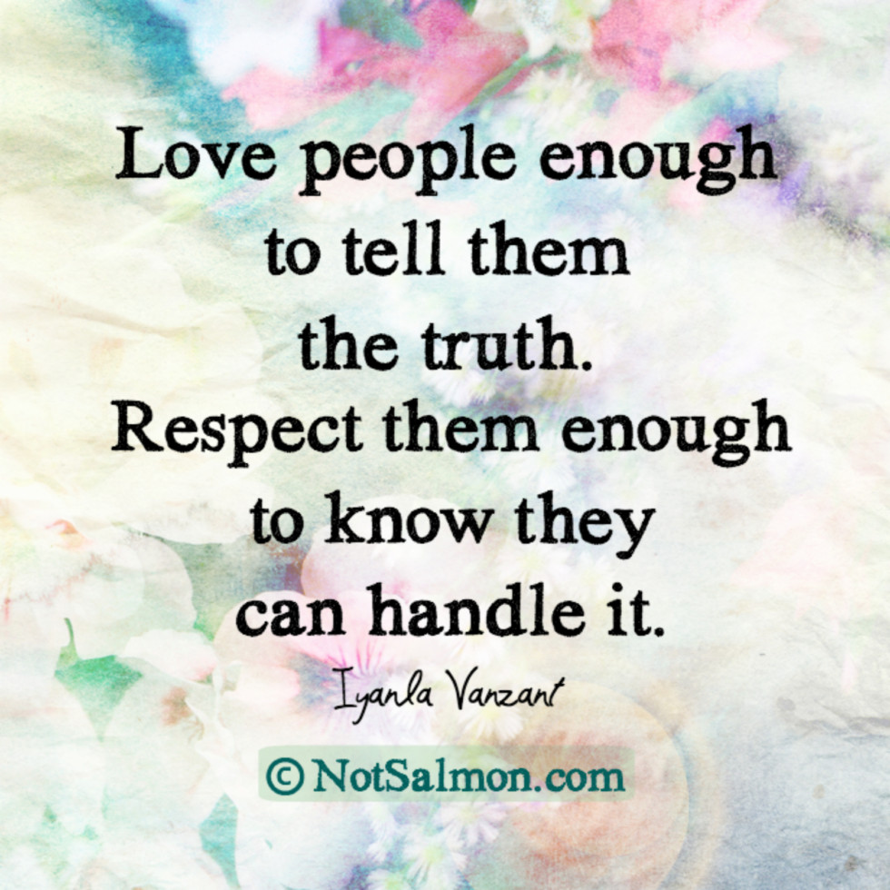Love Respect Quotes 7 Realistic Love Quotes  Karen Salmansohn