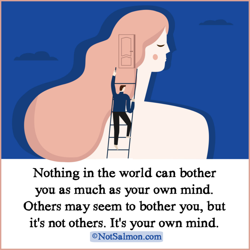 quote own mind