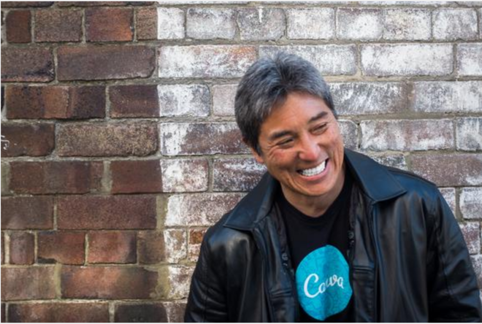 guy kawasaki interview entrepreneurial secrets