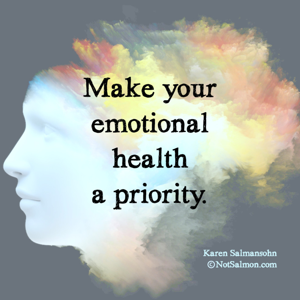 quote emotional health priority