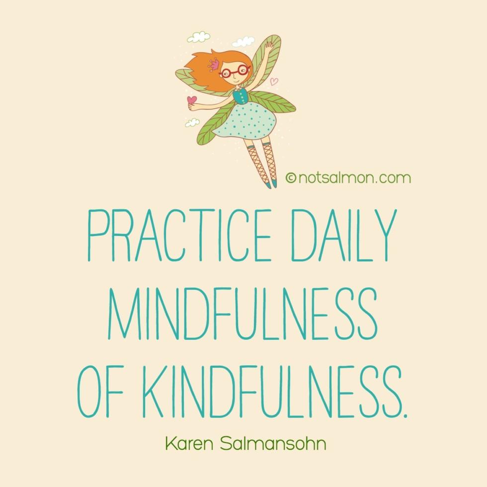quote mindfulness kindfulness