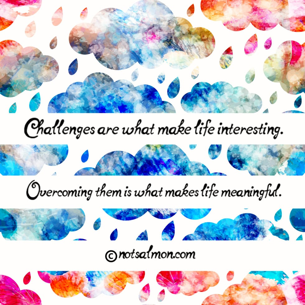 challenges interesting meaningful