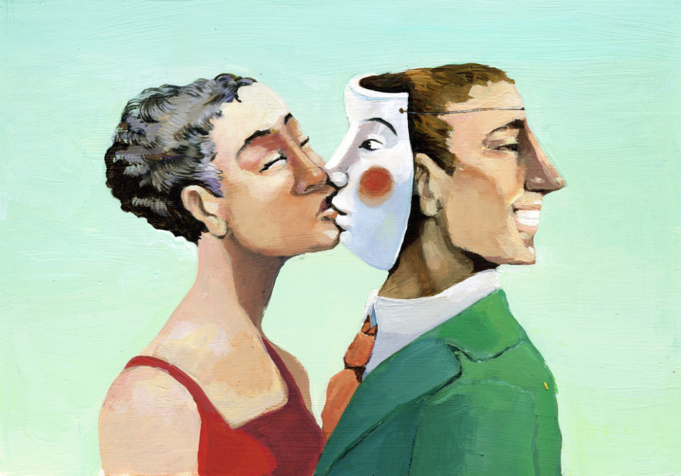 attracting The Wrong Partners because of masks