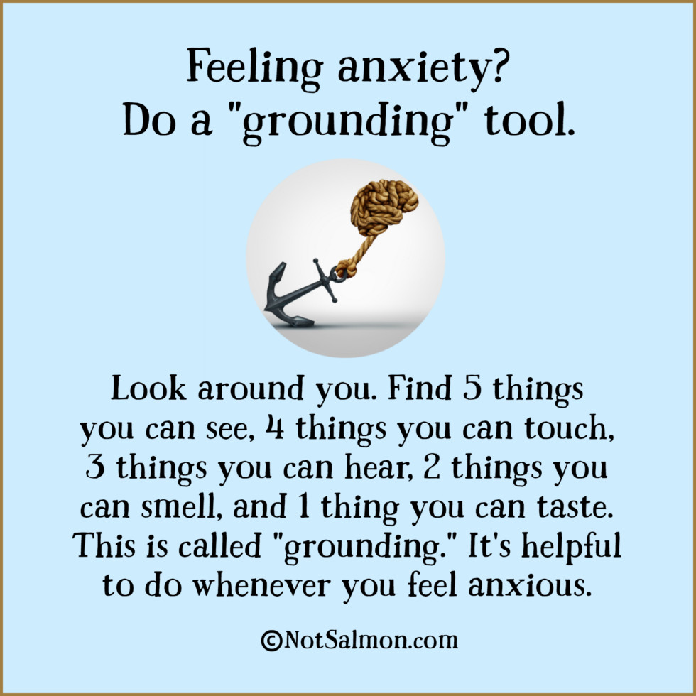 stress reminders