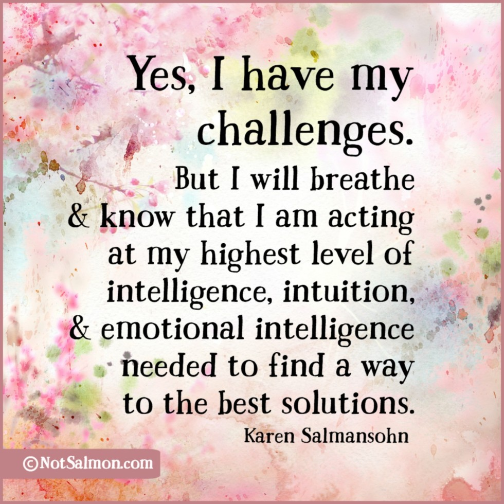 quote Life Challenges