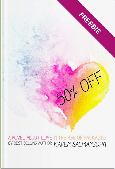 50% Off Book Cover Freebie