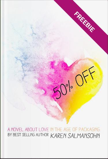 50% Off Book Cover Freebie