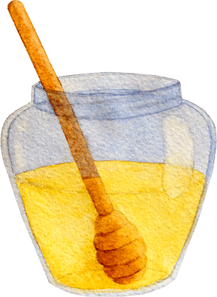 Honeypot illustration