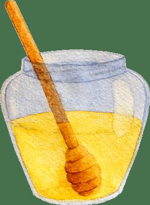 Honeypot illustration