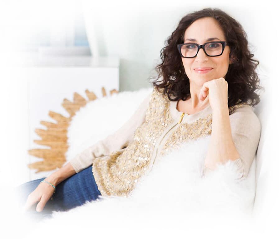 Promo photo of Karen Salmansohn