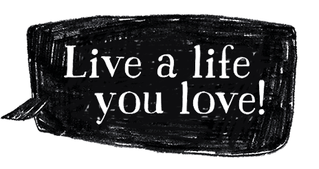 Masters In Life tagline - Live a life you love