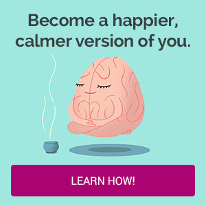 Anxiety Cure Ad