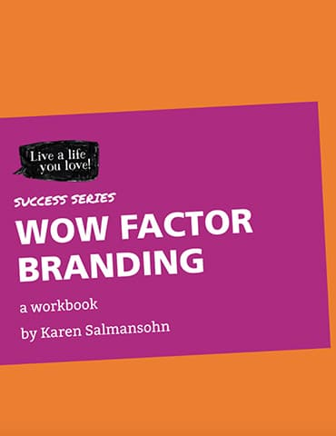 Wow Factor Branding eBook cover