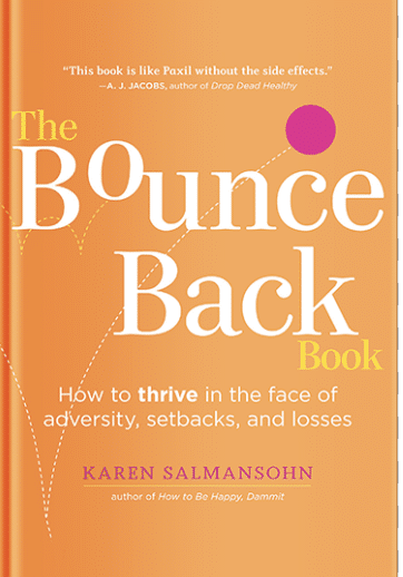 bounce back book resiliency psychology