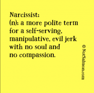 who are narcissists