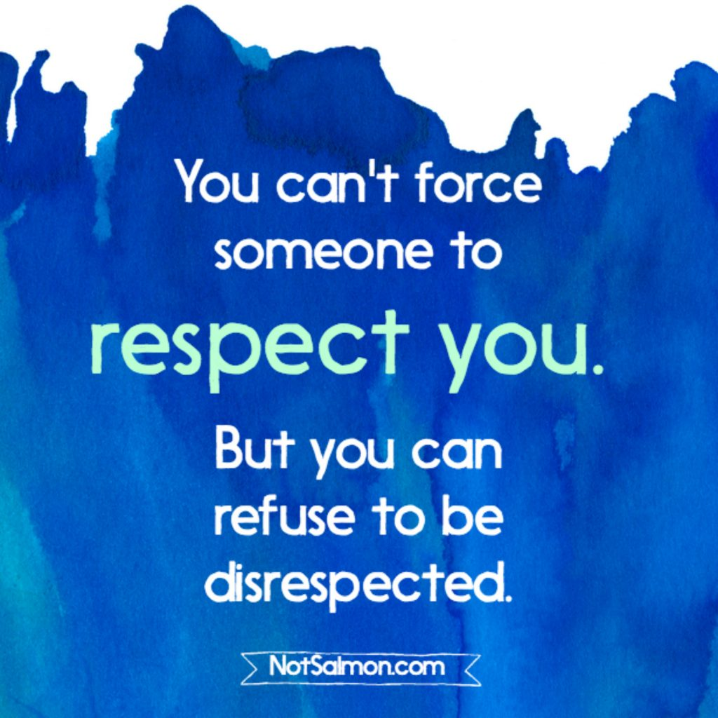 Quotes About bad people who disrespect you
