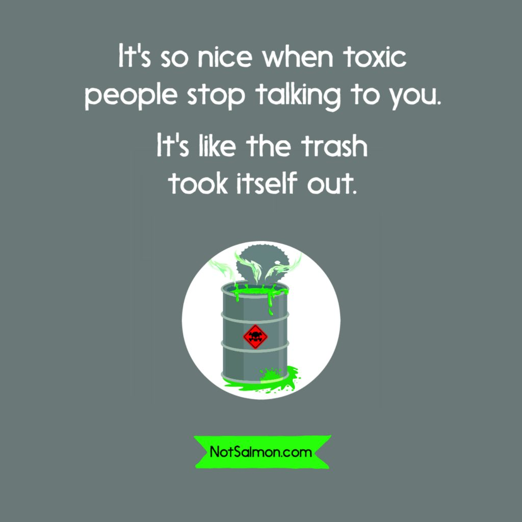 11 Healing Quotes About toxic people